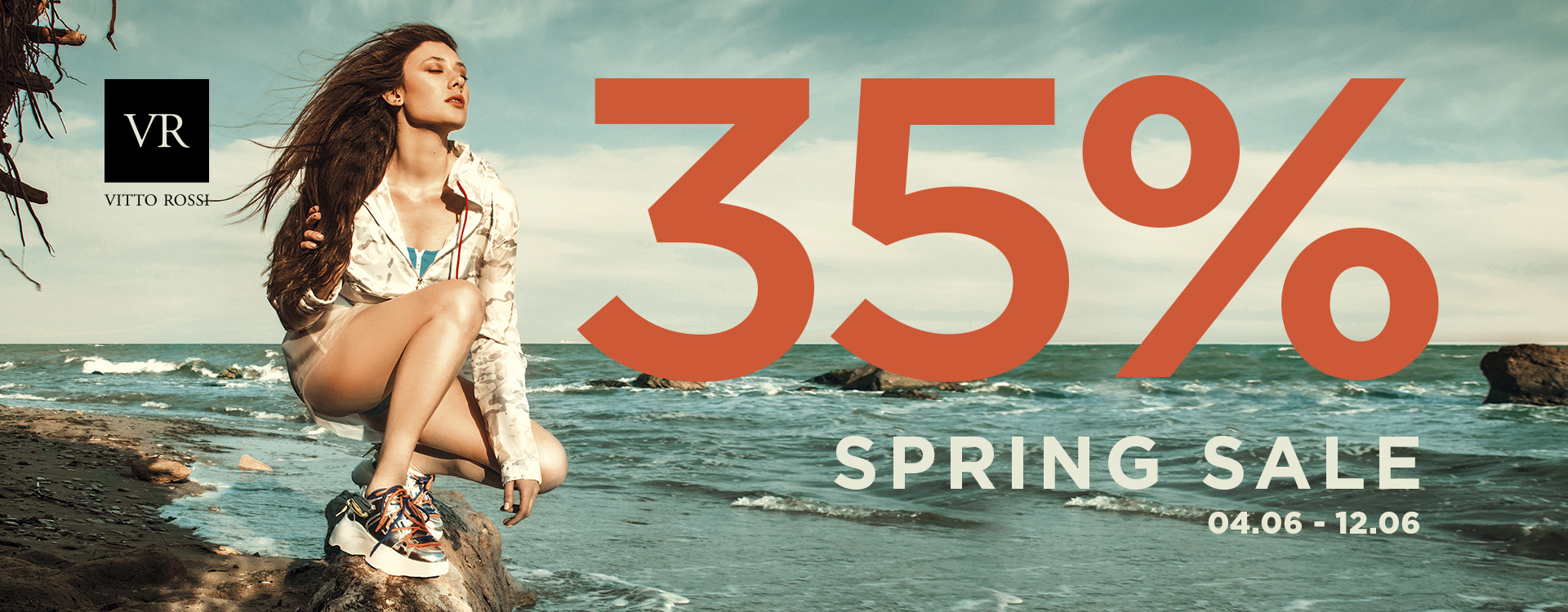 - 20% summer collection at VITTO ROSSI